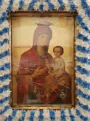 Чудотворная икона Божией Матери «Скоропослушница» в нашем храме