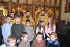Праздничное богослужение в день памяти святителя Николая Мирликийского чудотворца