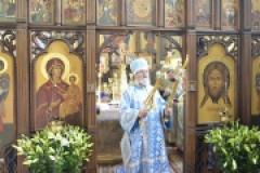 Великий Пяток. Храмовый праздник Благовещения Пресвятой Богородицы.